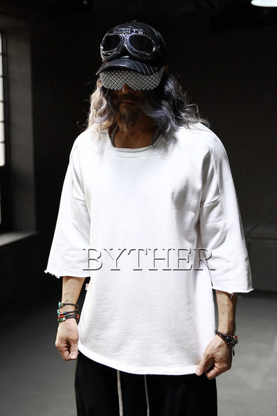 Loose Cutting Box T-shirt