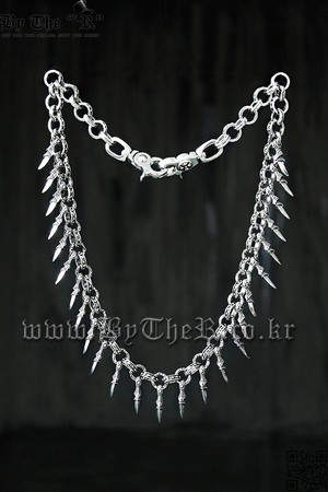 ByTheRByTheR Metal Dragon claw chain
