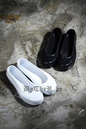 ByTheRKorean Jelly Shoes